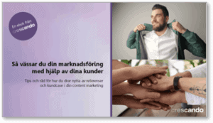 Ebok: Så använder du dig av kundcase i din content marketing